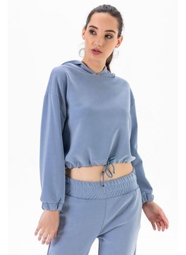 Tiffany&Tomato Sweatshirt Mavi